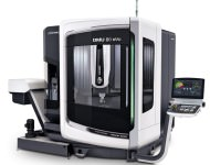 WESOMA expands 5-axis competencies in CAD and CAM with the DMG DMU 80eVO