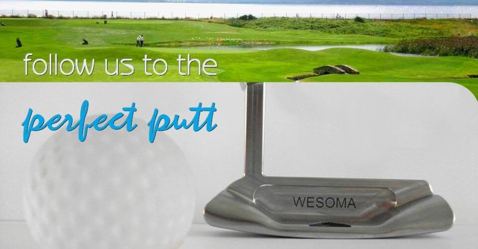 WESOMA Golf Putter